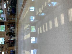 Dojo floor